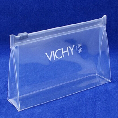 Clear Bag With Zip Slider Bag One